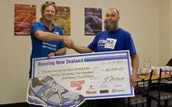 New Zealand Stroke Foundation Fundraiser